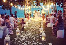 Ceremonias bonitas / Mil ceremonias en las que cada día diríamos si quiero.