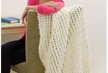 Crochet stitches for throws