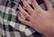 We're Engaged!  / {Adam & Charlotte} Engagement Photoshoot - Dungeness, Kent, UK - April 2012