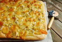 ricette focacce e torte salate