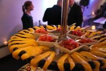 GrachtenAtelier Happen / Happen door ons gemaakt voor o.a. private dinners, recepties en events