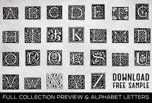 Typography~Alpha~Word-Art