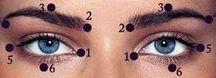 göz kasları