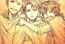 SnK for Life / Shinzou wo sasageyo.