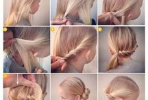 Little girls hair tutorials