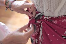 How to wear 'kain' batik