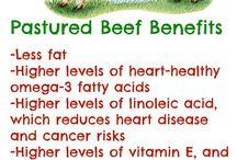 Healthy Food Info / Quick facts on health foods, super foods, supplements, ingredients, etc.