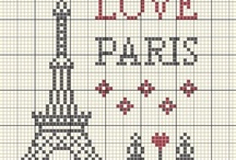 cross stitch paris