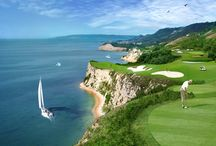 Golf courses Bulgaria, golfbaan Bulgarije / Golf courses Bulgaria, golfbaan Bulgarije