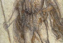 Art peinture : Léonard de Vinci (dessins) / Léonard, le plus grand !