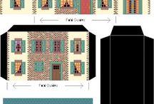 Papercraft/papierové modely