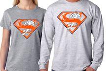 Denver Broncos super cool tshirt design