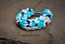 bracelets / handmade bracelets by nattaranti.bct