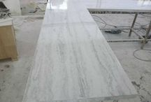 concrete and stone countertops
