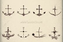 anker tattoos