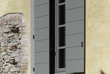 Home exteriors - 2 / Renovation project of a rural complex in the neighborhood of Bergamo - District Polaresco