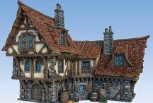 miniiaturne domy