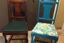 Refreshed Furniture / Items I've refreshed  / by Janis Vandermeer