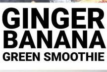 Smoothies/Blender