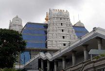 Bangalore / ISKON Temple Complex