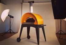 Pizza ( bread )  oven / Ideas for outdoor and indoor pizza oven bricks pizza oven