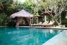 "Villa OHI "" Le Jardin d'Hiver "" / Villa at Bali / by Bruno Ferret"