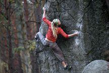 Climbing Dreamlist / Med siktet på drömmen...
