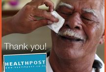HealthPost's 'Give Well' Donation Programme / At HealthPost we believe that the wellness of the individual is always connected to the health of the broader community and the natural environment. It is not enough to live well: we also need to give well. Since 2009 HealthPost has given $225,570, and counting, to vital charities.