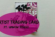ATC / INDEX CARD'S