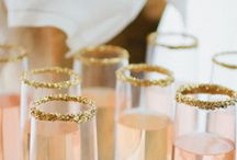 gold wedding / gouden bruiloft / WEDNESDAYWEDDINGS.NL