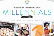 Programming for Millenials / A collection of resources that can be used to create effective programs for millennials.