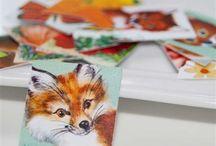 Fox / Fox themed work