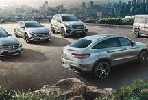 SUV ATTACK / La nuova generazione SUV firmata Mercedes-Benz.