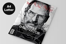 Magazine Templates on Creative Store / Magazine Templates on Creative Store