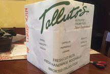 Be Creative! / Show us how creative you can be with Talluto's items...pasta, packaging, bags...you name it!!
