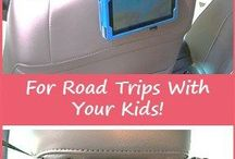 """Parenting Hacks / This board features all those """"why didn't I think of that"""" ideas pertaining to parenting and raising a family. You'll find tips on packing for road trips, creating simple routines, saving time, and making your life as a mom a whole lot easier!"""