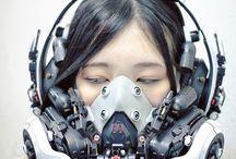 Scifi Headwear 01