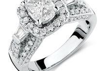 Diamond Rings / by Belle Marfori