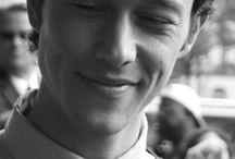 Ahhhhhhhh! Jo Go Lev! / The man who goes by many names: Jiggle. Joseph Gordon-Levitt. JoGo. Joe. My love. / by Insia