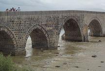 Tarihi Muş Murat Köprüsü / Tarihi Murat Köprüsünü farklı açılardan çektiğim resimleri