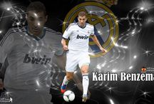 Karim Benzema / Karim Mostafa Benzema is a French professional footballer who plays for Spanish club Real Madrid and the France national team as a striker. Wikipedia Born: 19 December 1987 (age 29), Lyon, France Height: 1.87 m Salary: 7.92 million GBP (2016) Current team: Real Madrid C.F. (#9 / Forward) Siblings: Sabri Benzema, Farid Benzema, Celia Benzema, MORE Did you know: Karim Benzema has the eighth-most goals scored for the France national football team (27). wikipedia.org