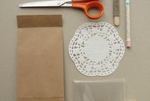 packaging y etiquetas / by Caprichitos Tejidos