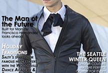 Magazine Cover Portfolio - David M. Bailey Photography