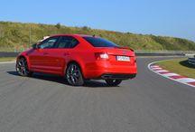 Skoda Octavia RS / Zbiór zdjęć z testu najnowszej Octavii RS