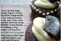 Healthier Cupcake Options