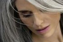 HAIRSTYLES GREY