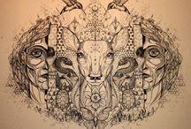 Art,sketches,drawings