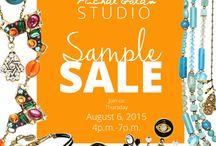 Studio Sample Sale / by Michal Golan Jewelry