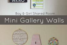Children's room / Children's room decoration. Çocuk odası dekorasyonu.