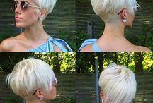 blond krátke